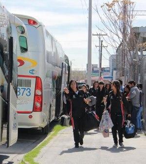 Juárez Listo Para Tercera Etapa de Olimpiada Estatal 2016
