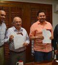 Firma Cruz Pérez Cuéllar Compromisos con Ficosec