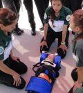 Paramédicos de Rescate Refuerzan Aprendizaje de Alumnos de UTCJ
