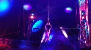 Circo de las Pesadillas • Trapesista