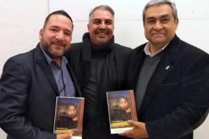 Lázaro Lozano, Fernando González, David Gamboa