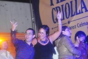 Fiesta criolla en Estación Juárez Celman 4