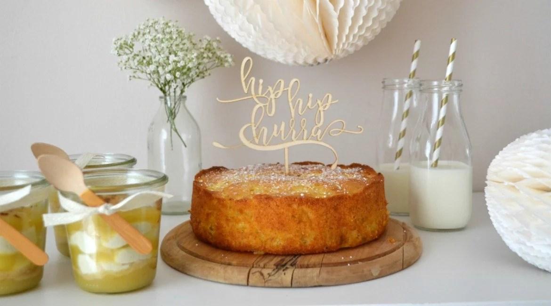 einladung zum kaffee mit apfel-zimt-tiramisu und apfelkuchen, Einladung
