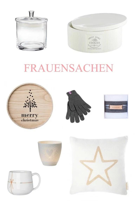 Besondere Ideen für Geschenke zu Weihnachten für eine Frau