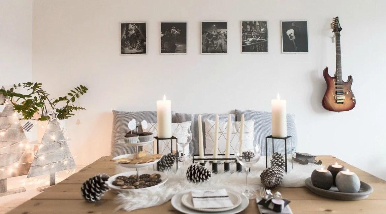 weihnachtsdeko in letzter minute. Black Bedroom Furniture Sets. Home Design Ideas