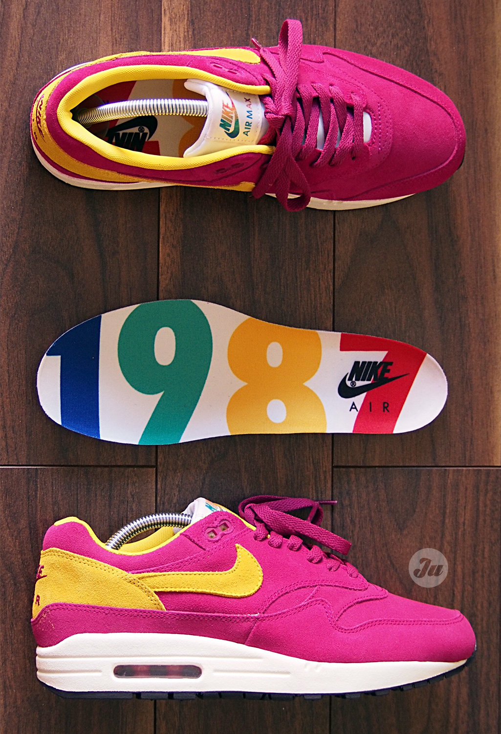 "lowest price 55d1b b26eb ""Dynamic Berry"" for a Dynamic 30th Anniversary of the Air Max 1"