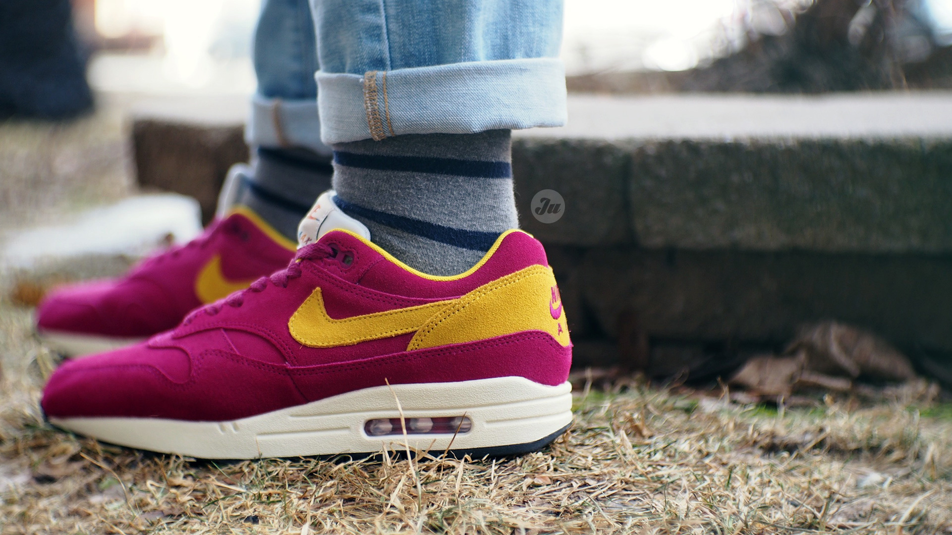 "sports shoes de985 d78b5 ""Dynamic Berry"" for a Dynamic 30th Anniversary of the Air Max 1 · """
