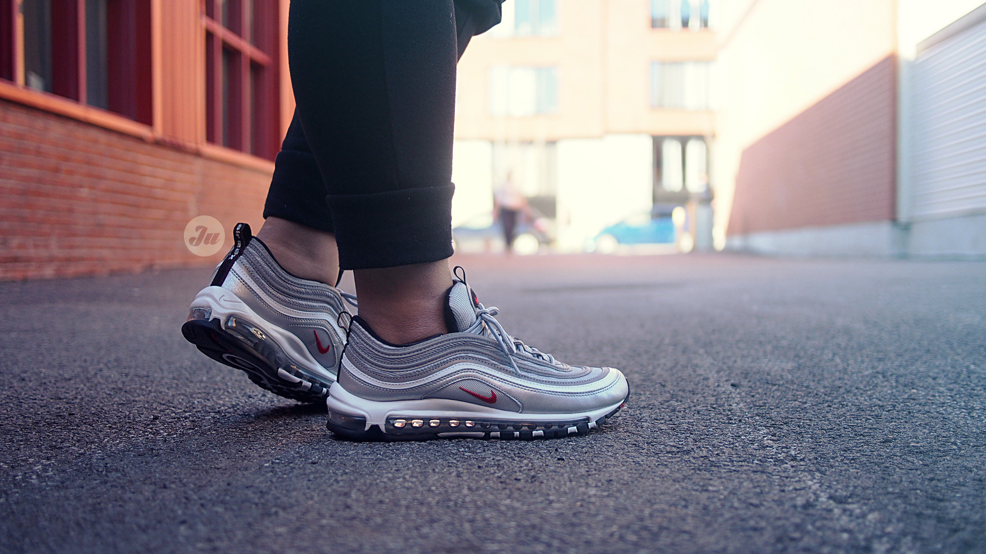 Review W On Feet Video It S The Air Max 97 Og Qs Silver Bullet