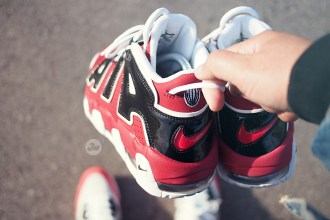 "[Review w/ on-feet video] More Uptempo ""Bulls"", a bold statement for your feet"