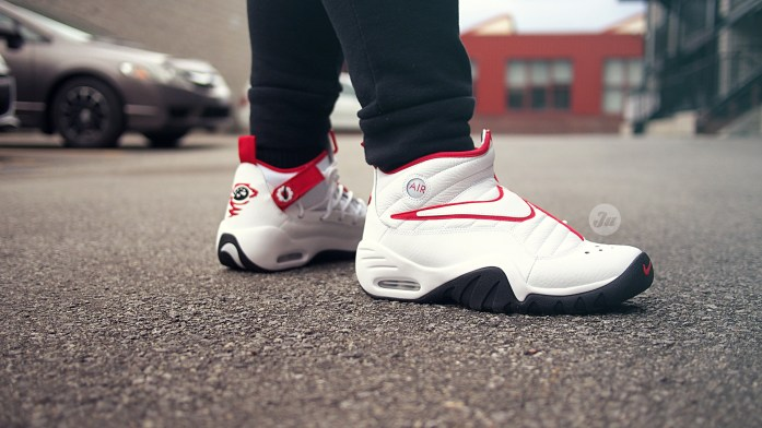 [Review w/ on-feet video] The Return of Nike Air Shake Ndestrukt