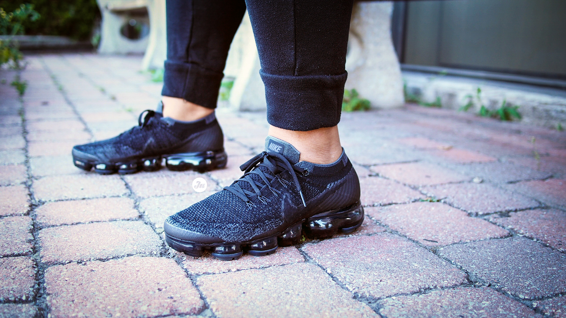 Nike Vapormax On Foot
