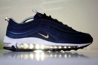 There's no shortage of the Air Max 97 this year! A look at the Midnight Navy colourway with on-feet video.