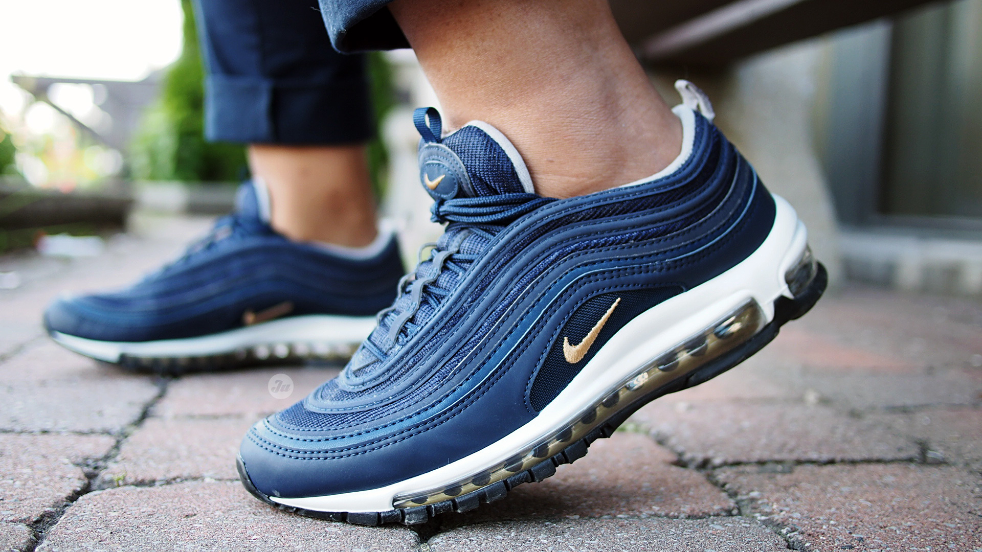 There s no shortage of the Air Max 97 this year! A look at the Midnight 92adfe307
