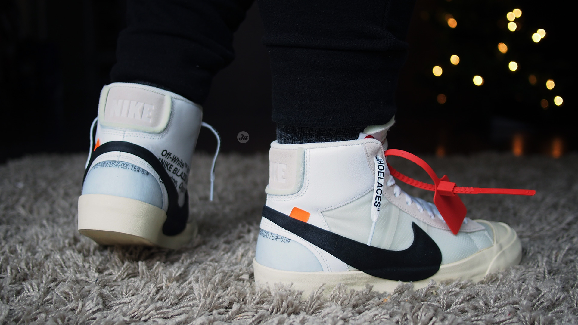 quot REVIEW quot  The Ten  Nike Blazer Mid  quot OFF-WHITE quot  147cfe9f7