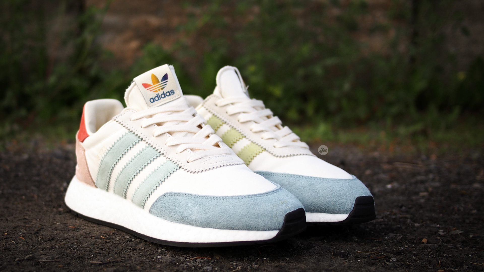 First Adidas kicks in a long time: a review of the I 5923