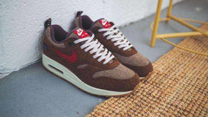 My first NIKEiD pair  Air Max 1 Pendleton 2018 – Juberry 9fe32d2fe8f