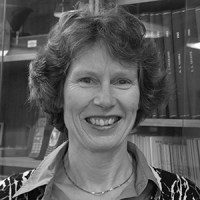 Dr Ethel White, Jubilee's Director and a creation care supporter