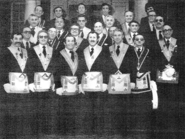 Jubilee Lodge founders