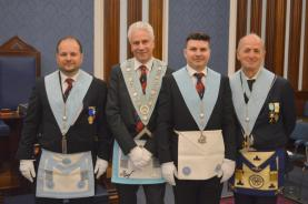 Jubilee Lodge July 11th meeting