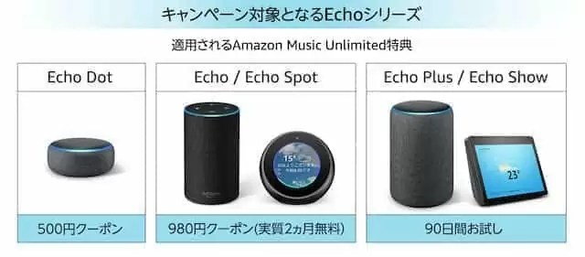 echo music unlimited