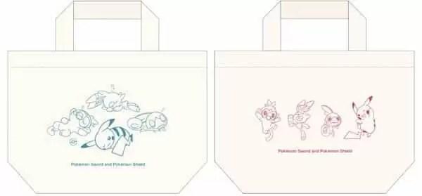 ポケモン剣盾 オリジナルトートバッグ