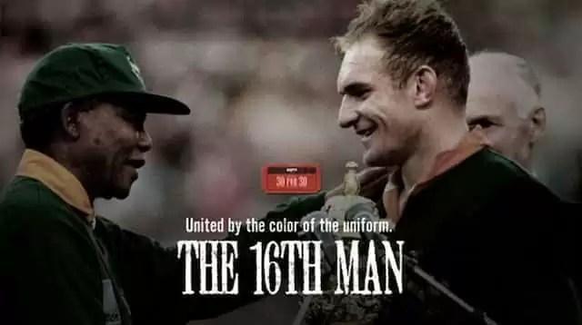 the 16th man dazn