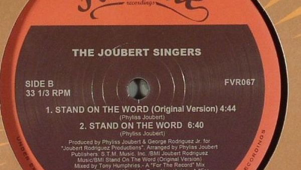 Joubert Singers - Stand on the word