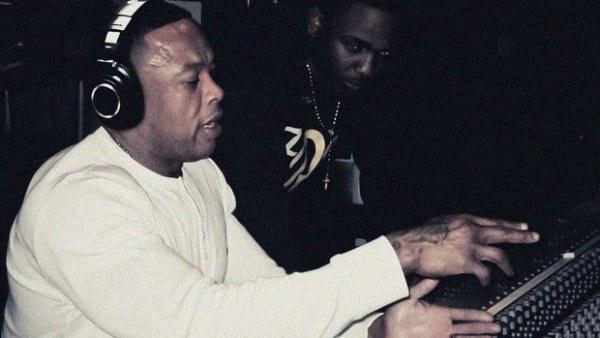Dr Dre Kendrick Lamar