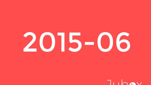 Juin 2015 playlist