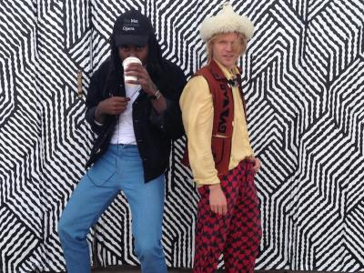 Connan Mockasin Devonte Hynes