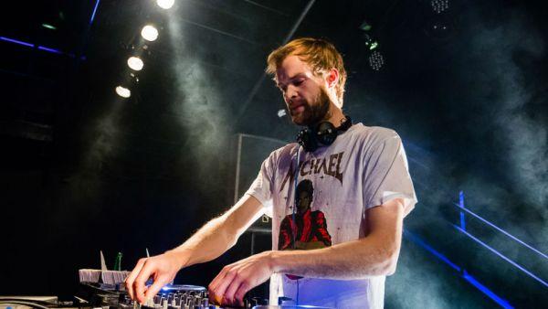 Todd Terje DJ live