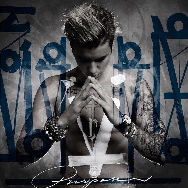 Justin Bieber Purpose cover