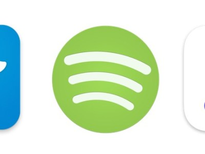 Streaming services - Rdio Spotify Apple Music