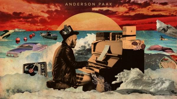 Anderson .Paak - Malibu