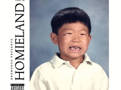 Homieland Vol 2 - Bromance