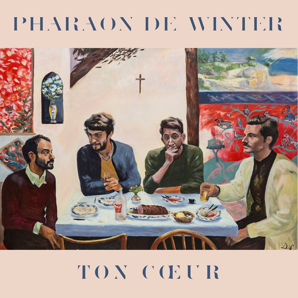 Pharaon de Winter - Ton Coeur (feat et remix de Fuzati)