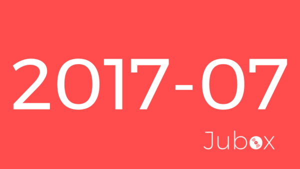 2017-07-juillet-playlist