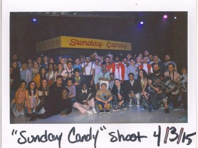 Sunday Candy Donnie Trumpet and the social experiment Jubox