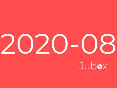 Playlist Jubox Aout 2020