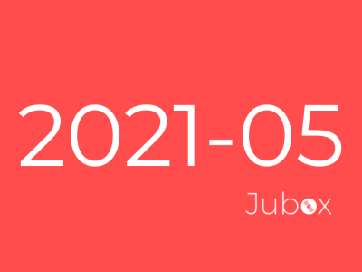 Playlist Mai 2021 Jubox