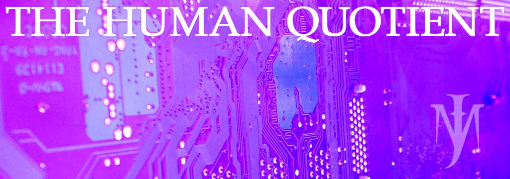 Reviews,Short Stories,the human quotient,SFF,science fiction