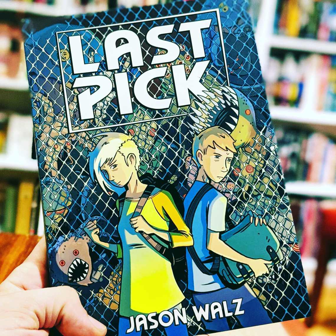 Last Pick by Jason Walz