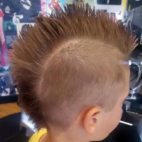Boys-Haircut-Mohawk-Judes-Barber-Shop-East-Beltline