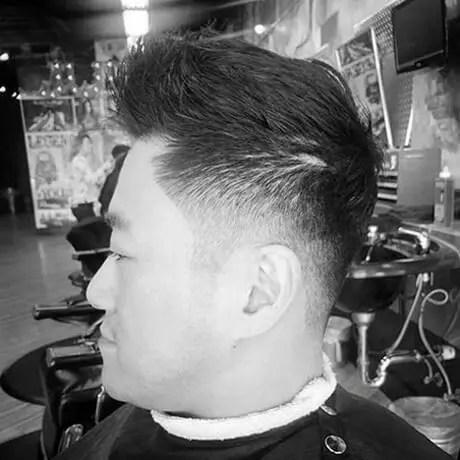 Mens-Haircut-Fade-Judes-Barber-Shop-East-Paris