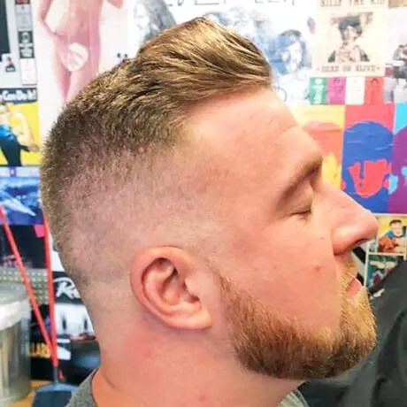 Mens-Haircut-Judes-Barbershop-Cheshire-Area