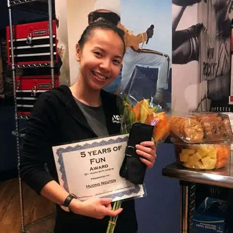 Judes-Barbershop-Eastown-Employee-Award