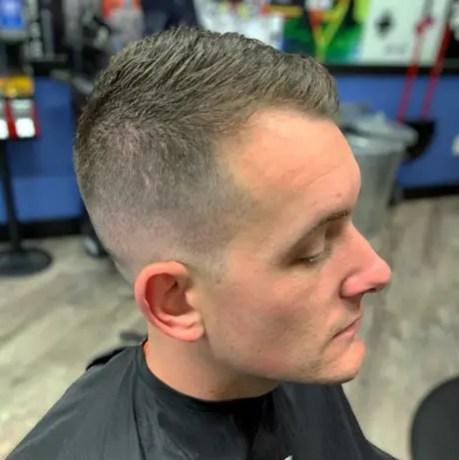 Mens-Haircut-Judes-Barbershop-Lake-Lansing