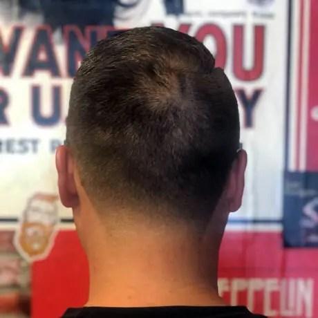 Mens-Haircut-Judes-Barbershop-West-River-Dr