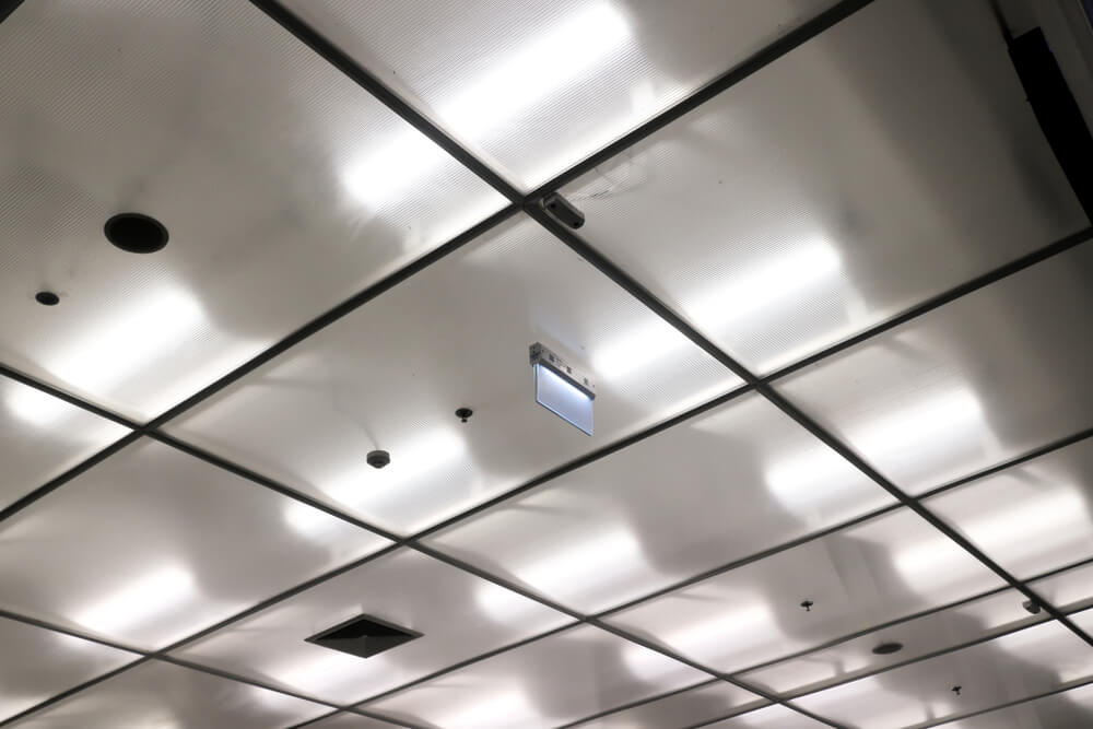 egg crate light diffusers ceiling