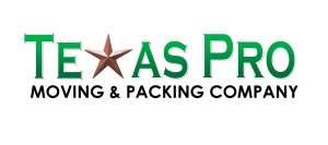 Texas Pro Moving Company Logo